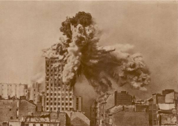 Warsaw Uprising--